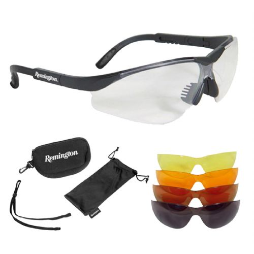 Radians 5 Lens Kit Safety Glasses Set